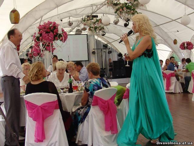 Сценарий для розовой свадьбы с конкурсами и поздравления 706